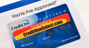 Pre-approved credit card links