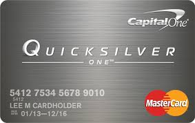 Capital One Quick Silver Card